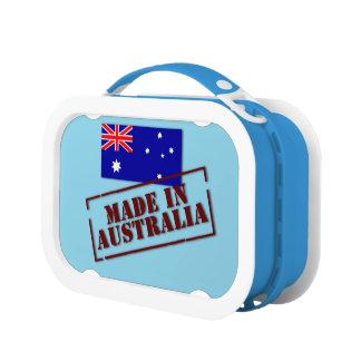 オーストラリアのお弁当箱で作られる ランチボックス