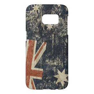 オーストラリアのとの愛国心が強い場合 SAMSUNG GALAXY S7 ケース