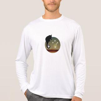 オーストラリアのふくろねずみの長袖のTシャツ Tシャツ
