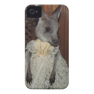 オーストラリアのカンガルーJoey Case-Mate iPhone 4 ケース