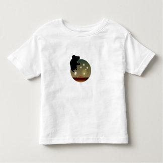 オーストラリアのコアラアイコン幼児のTシャツ トドラーTシャツ