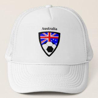 オーストラリアのサッカー キャップ