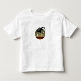 オーストラリアのトカゲアイコン トドラーTシャツ