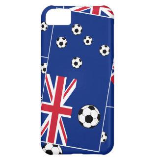オーストラリアのフラグフットボール iPhone5Cケース