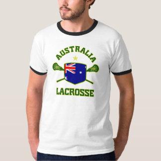 オーストラリアのラクロス Tシャツ