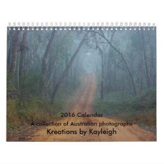 オーストラリアの写真 カレンダー