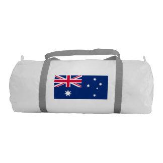 オーストラリアの国旗 ジムバッグ