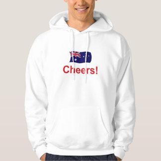 オーストラリアの応援! パーカ