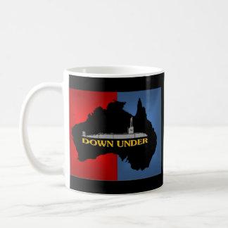 オーストラリアの攻撃潜水艦 コーヒーマグカップ