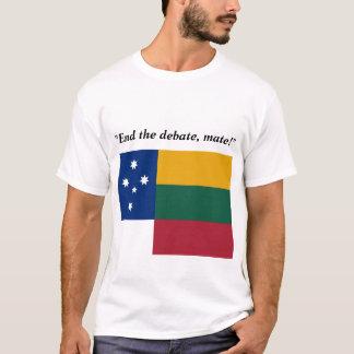 オーストラリアの旗の候補者 Tシャツ