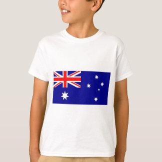オーストラリアの旗-オーストラリアの旗 Tシャツ