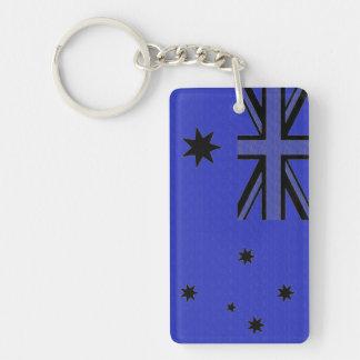 オーストラリアの旗 キーホルダー