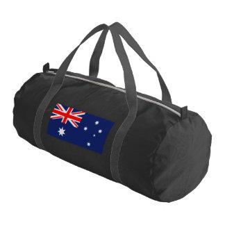 オーストラリアの旗 ジムバッグ