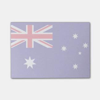 オーストラリアの旗 ポストイット