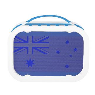 オーストラリアの旗 ランチボックス