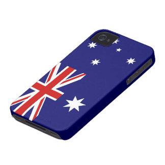 オーストラリアの旗 Case-Mate iPhone 4 ケース