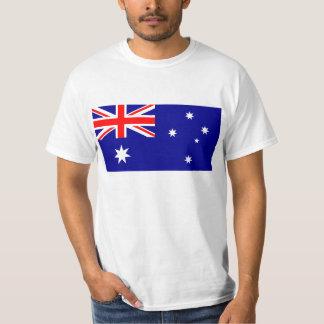 オーストラリアの旗 Tシャツ