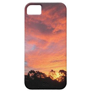 オーストラリアの日没 iPhone SE/5/5s ケース