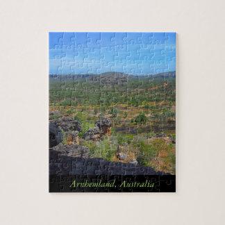 オーストラリアの景色の写真撮影のパズル ジグソーパズル