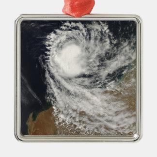オーストラリアの沖の熱帯低気圧オフェリア メタルオーナメント
