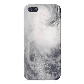 オーストラリアの沖の熱帯低気圧ニコラス iPhone 5 CASE