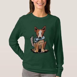 オーストラリアの牛犬 Tシャツ