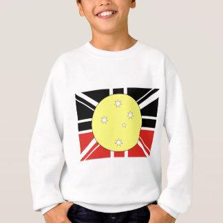 オーストラリアの統一の旗 スウェットシャツ