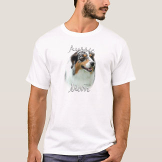 オーストラリアの羊飼いのお母さん2 Tシャツ