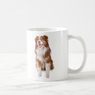 オーストラリアの羊飼いのマグ コーヒーマグカップ