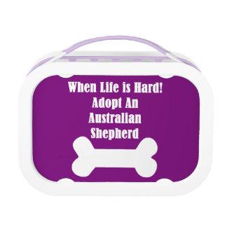 オーストラリアの羊飼いを採用して下さい ランチボックス