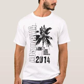 オーストラリアの2014年のTシャツ Tシャツ