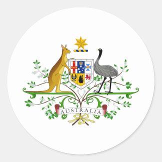 オーストラリアのAU ラウンドシール