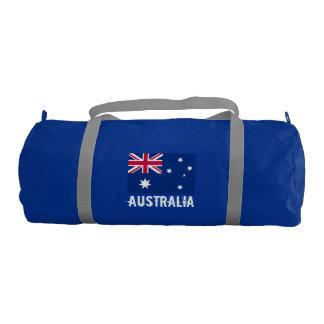 オーストラリアのduffleバッグ ジムバッグ
