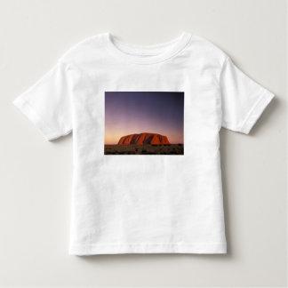 オーストラリアのUluru Kata Tjutaの国立公園、Uluru 2 トドラーTシャツ
