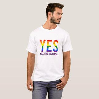 オーストラリアはLGBT -賛成しました Tシャツ