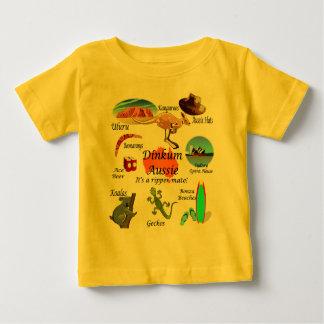 オーストラリアアイコン ベビーTシャツ