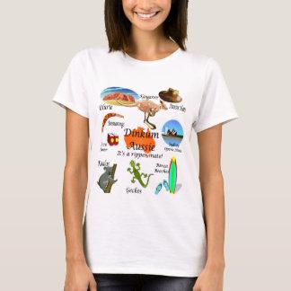 オーストラリアアイコン Tシャツ