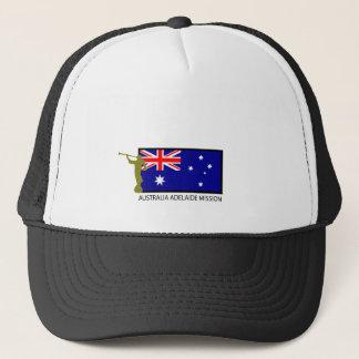 オーストラリアアデレードの代表団LDS CTR キャップ