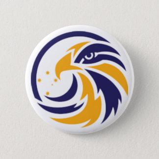 オーストラリアボタンの自由主義的なパーティ 5.7CM 丸型バッジ