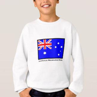 オーストラリアメルボルンの代表団のコピー スウェットシャツ