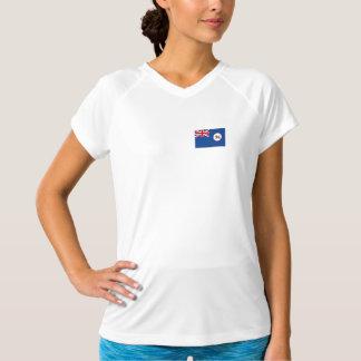 オーストラリア人のタスマニアの旗 Tシャツ
