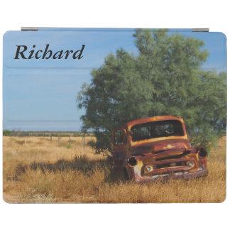 オーストラリア人の奥地にトラックのIPadカバー iPadスマートカバー