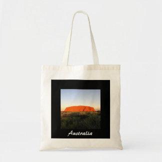 オーストラリア人の奥地に写真のトートバック トートバッグ