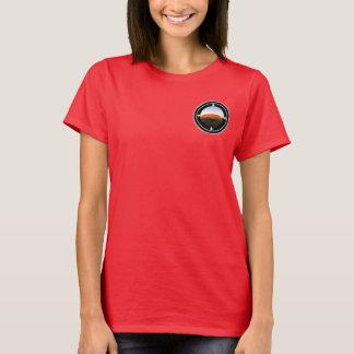 オーストラリア人の奥地にTシャツ Tシャツ