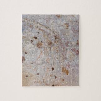 オーストラリア人のPilbaraの白いゴムの写真Puzzel ジグソーパズル