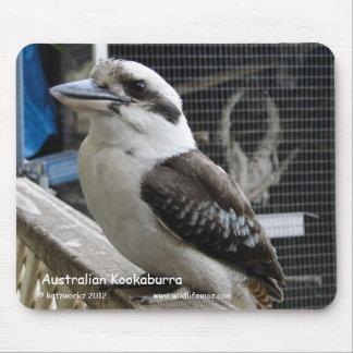 オーストラリア人Kookaburra マウスパッド