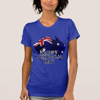 オーストラリア幸せな日 Tシャツ
