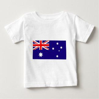 オーストラリア旗 ベビーTシャツ