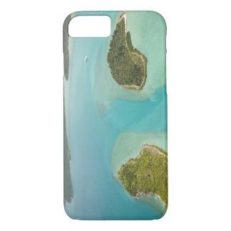 オーストラリア、クイーンズランドのWhitsundayの海岸、 iPhone 8/7ケース