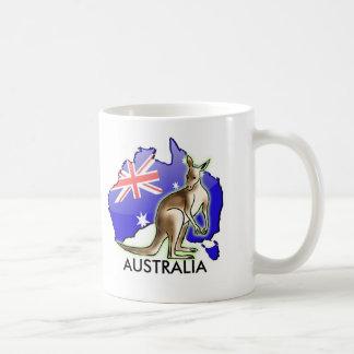 オーストラリア コーヒーマグカップ